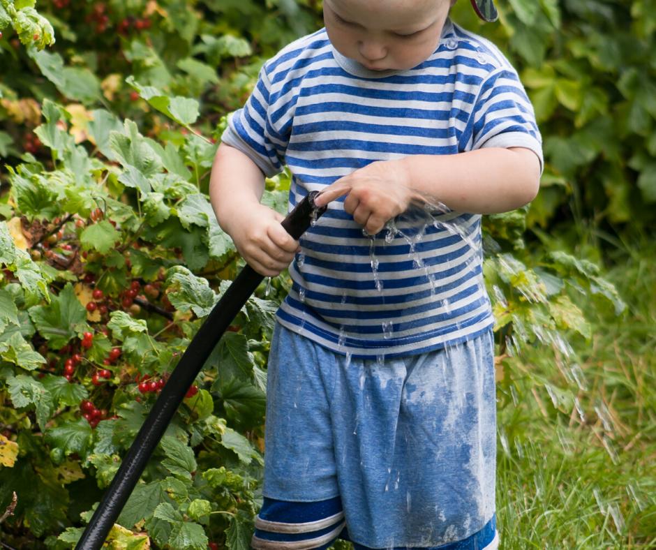 child garden hose